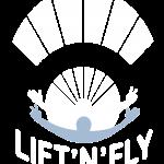 Logo weiß geschnitten mit blau